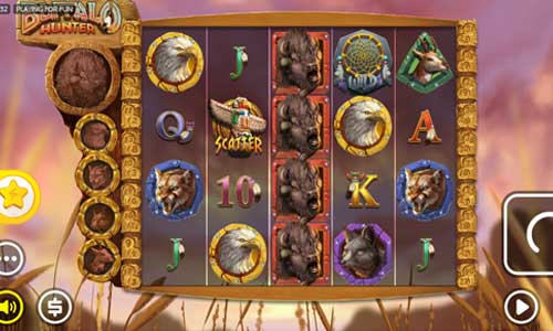 Buffalo Hunter casino slot