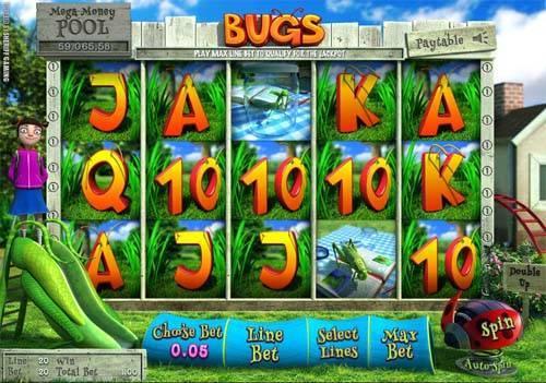 Bugs free slot