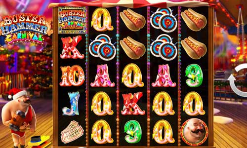 Buster Hammer Carnivalexpanding reels slot