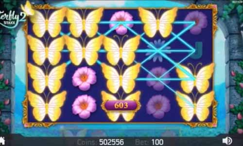 Butterfly Staxx 2 free slot