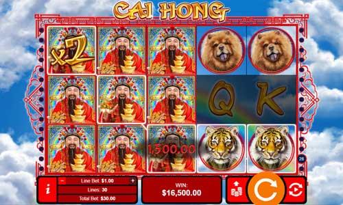 Cai Hong free slot