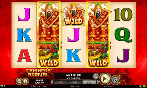 Caishens Arrival free slot