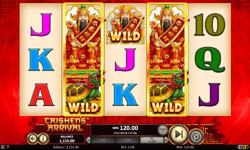 Caishens Arrival casino slot