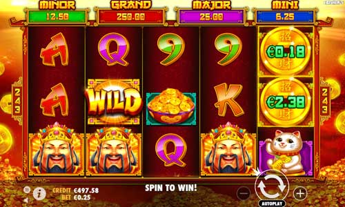 Caishens Cash casino slot