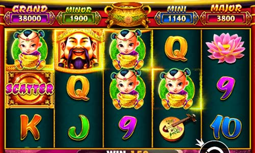 Caishens Gold slot