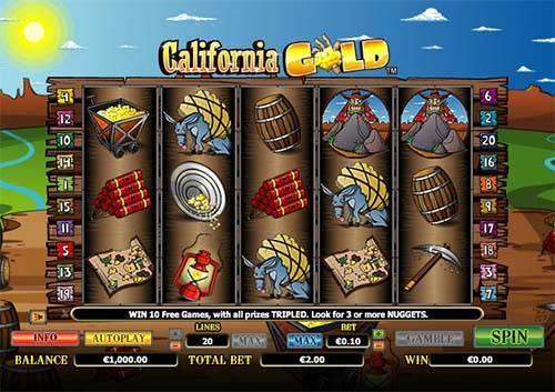 Californa Gold