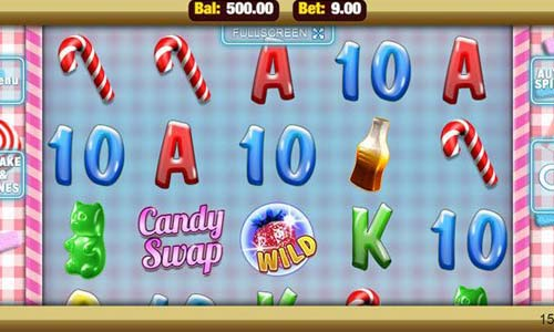 Candy Swap free slot