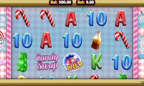 Candy Swap casino slot