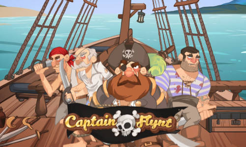 Captain Flynt upcoming slot