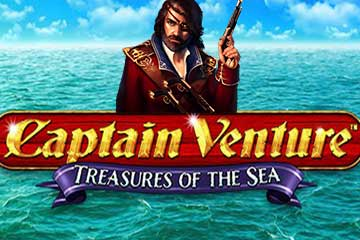 Captain Venture Treasures of the Sea slot coming soon
