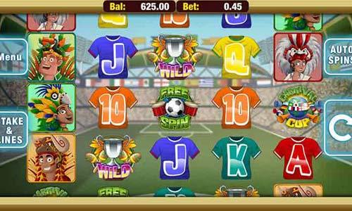 Carnival Cup casino slot