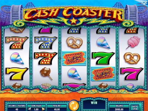 play casino slot for free online