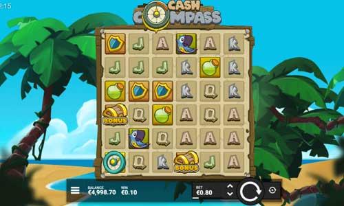 Cash Compass free slot
