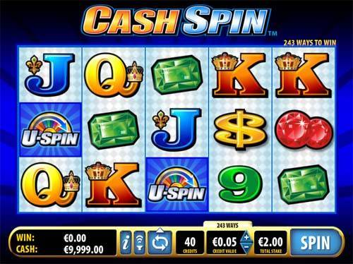 Cash Spin free slot