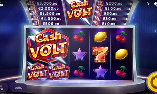 Cash Volt free slot