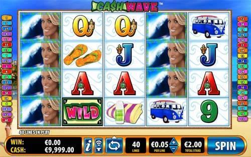 Cashwave free slot