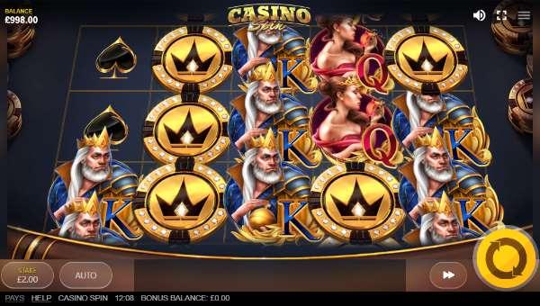 Casino Spinwin both ways slot