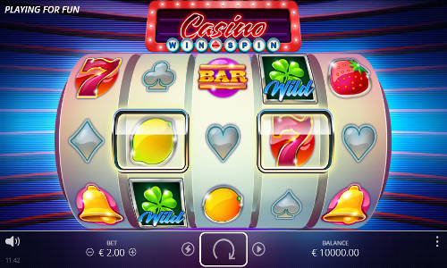 Casino Win Spin free slot