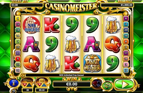 Casinomeister free slot