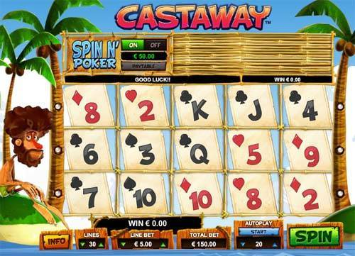 Castaway free slot