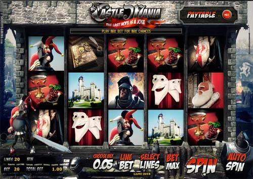 Castle Mania free slot