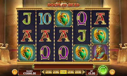 Doom of Dead free slot
