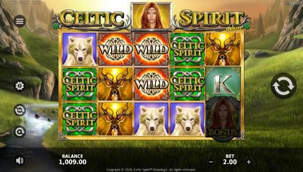 Celtic Spirit Deluxe free slot