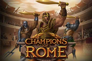 Champions of Rome free slot