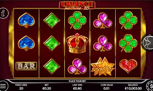Chance Machine 20 casino slot