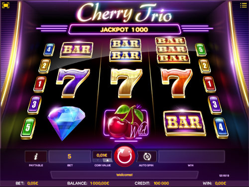 Cherry Trio free slot