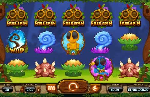 Chibeasties free slot