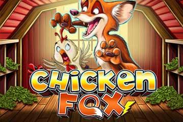 Chicken Fox slot Lightning Box Games