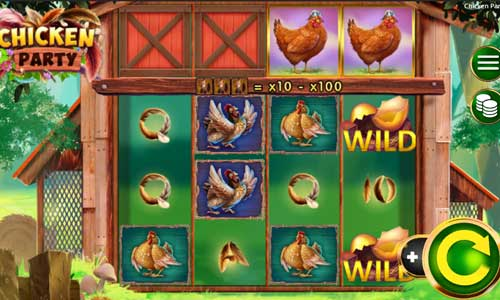 Chicken Party free slot