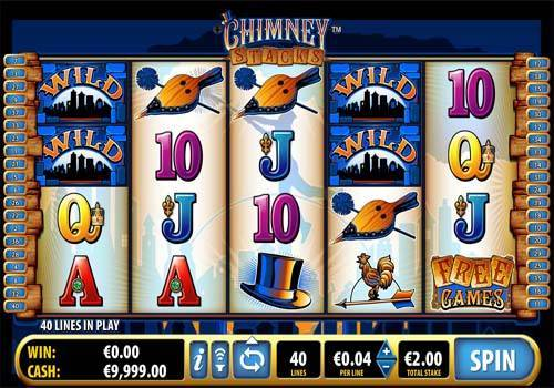 Chimney Stacks free slot