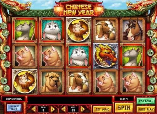 Chinese New Year free slot