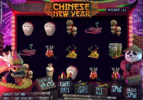 Chinese New Year free slot