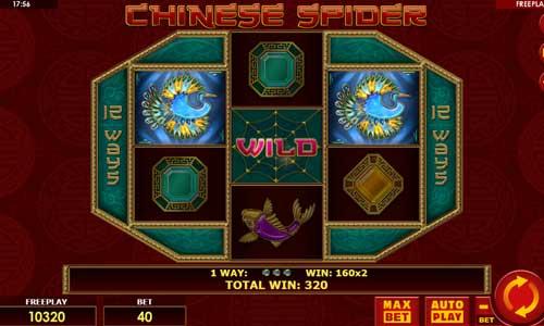 Chinese Spider free slot