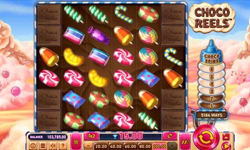 Choco Reels casino slot