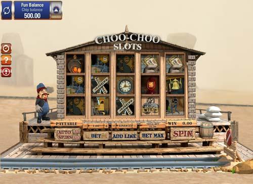 Choo-Choo Slots casino slot