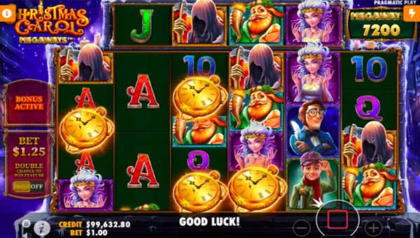 Christmas Carol Megawaysbuy feature slot