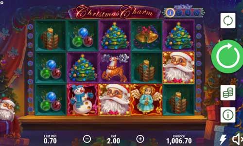 Christmas Charm free slot