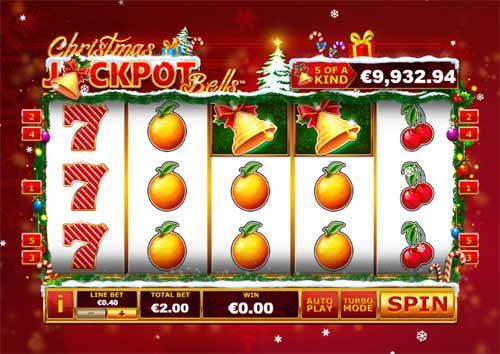 Christmas Jackpot Bells free slot