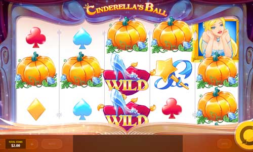Cinderellas Ball free slot