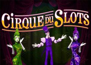Cirque du Slots free slot