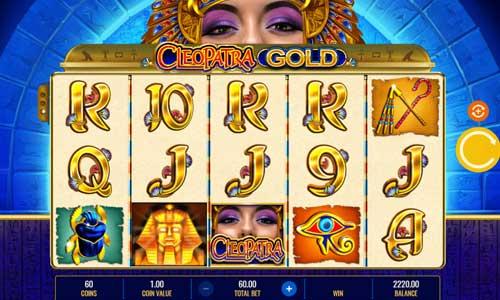 Cleopatra Gold free slot