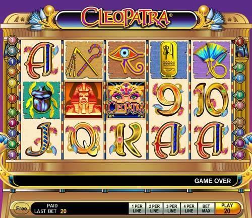 Cleopatra free slot