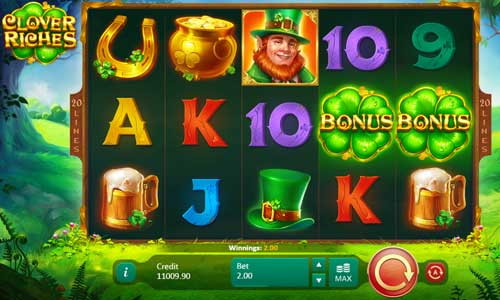 Clover Riches free slot