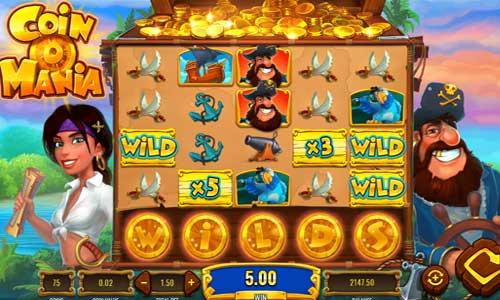 Coin O Mania free slot