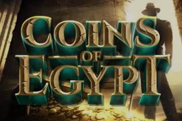 Coins of Egypt slot Net Entertainment