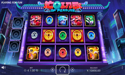 Coins of Fortune casino slot